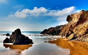 nature, rocks, stunner, sea