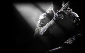 video games, knife, pistol