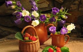 nature, flower, flowers, bells, bouquet