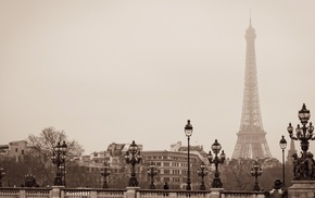 France, Paris, cities, architecture, bridge
