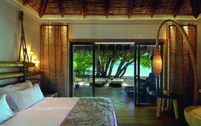 style, interior, bed, design, room