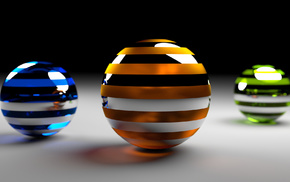 3D, balloon