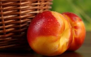 delicious, fruits, basket