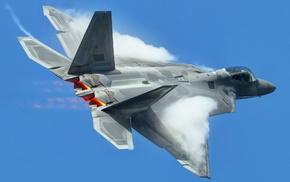 sky, gun, airplane, aircraft
