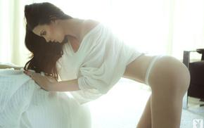 hair, girls, model, booty, pose