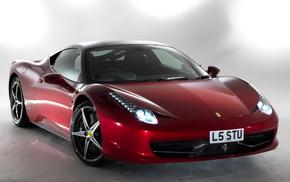 cars, supercar, Ferrari