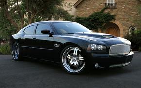 Dodge, cars, tuning, auto