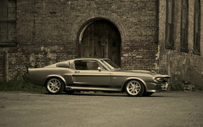 tuning, cars, Ford Mustang