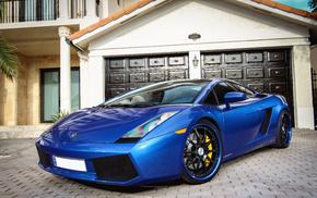 cars, garage, auto, villa, tuning