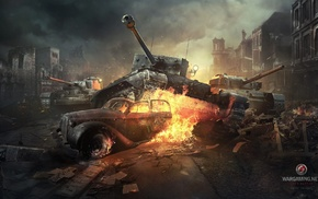 World of Tanks, video games