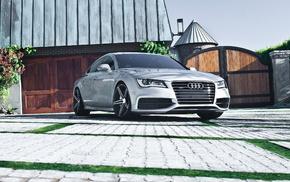 auto, garage, cars, Audi