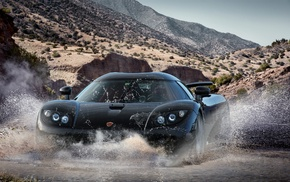 supercar, splash, creek, tuning, cars