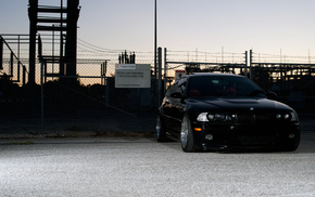 black, BMW, coupe, cars, m3