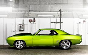 cars, car, green
