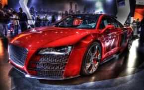 automobile, cars, Audi, art, supercar