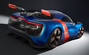 rear view, concept, cars