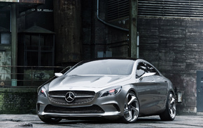 coupe, cars, concept, Mercedes-Benz, auto