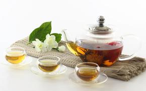 stunner, tea, flowers