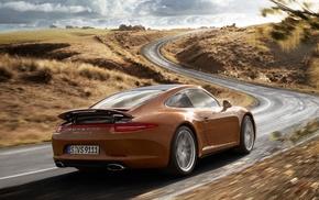 supercar, coupe, cars, Porsche