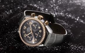 gold, clocks, style