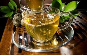 leaves, tea, stunner, drink