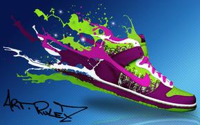 Nike, 3D