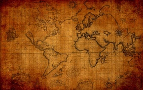 map wallpapers