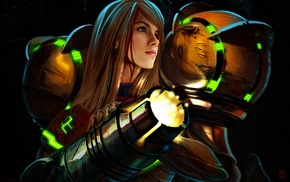 Samus Aran, Super Metroid, Metroid, video games