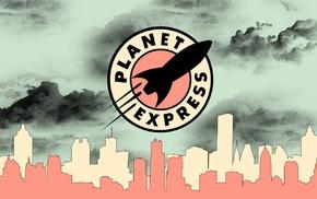 planet express, Futurama