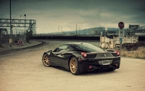 Ferrari 458 Italia, Ferrari
