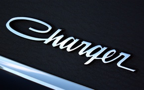 car, logo, muscle cars, Dodge Charger, Dodge, old car
