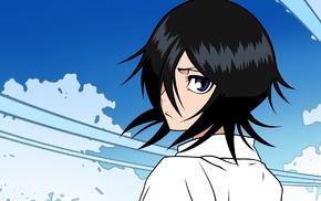Bleach, anime, Kuchiki Rukia