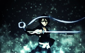 Bleach, Kuchiki Rukia, anime girls