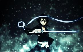 Блич, девушки из аниме