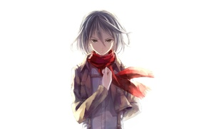 девушки из аниме, Mikasa Ackerman