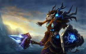 World of Warcraft, игры