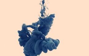 абстрактные, дым