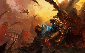World of Warcraft, Thrall, Garrosh Hellscream