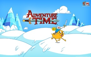 Finn the Human, Jake the Dog, Adventure Time, Cartoon Network