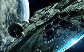 Звездные войны, космос, фильмы