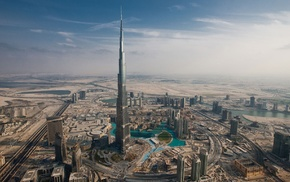 cityscape, Dubai, city