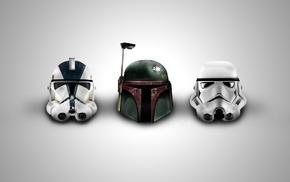 clone trooper, Star Wars, Boba Fett