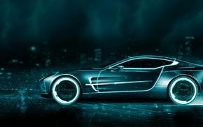 Aston Martin, Tron
