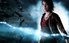 Ellen Page, Beyond Two Souls, video games