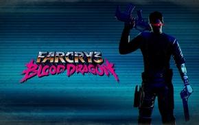 FarCry 3 Blood Dragon, cyberpunk, Far Cry 3, video games