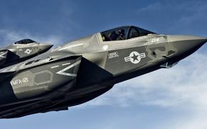 airplane, video games, Jet, Lockheed Martin F, 35 Lightning II