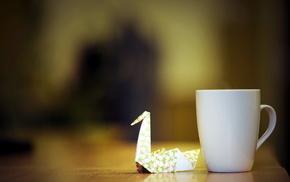 macro, cup