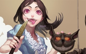 knife, Alice Madness Returns, video games
