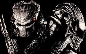 Alien movie, movies, Predator movie