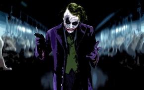 Joker, The Dark Knight, Batman, movies, MessenjahMatt